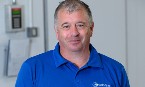 Derek Grubb Stability Lead at Q1 Scientific