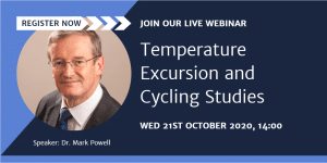 Temperature Excursion and Cycling Studies webinar
